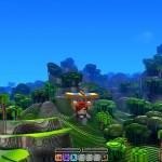 Über den Dächern der Welt – Flieg nach Cube World