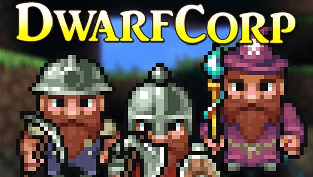 Dwarf Corp – Zwergen Management leicht gemacht