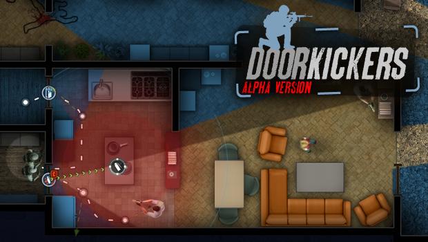 Angespielt: Kick, Boom, Bang – Door Kickers Alpha 4