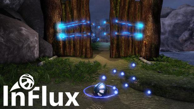 """Test: Aus """"Balls of Steel"""" wird InFlux – ein spannendender Exploration-Puzzler"""