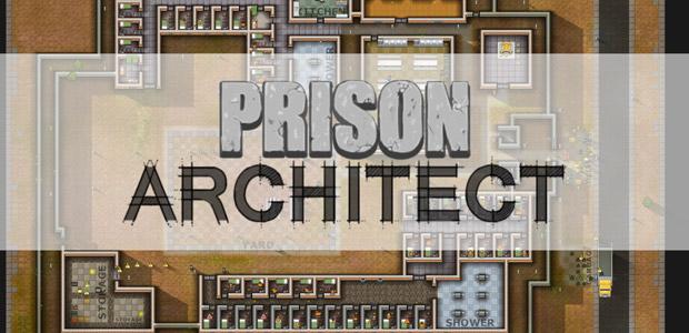 Prison Architect Alpha Update 21 – Jetzt wird gespritzt und geschnupft..