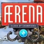 Es blitzt und zuckt im Himmel – ÆRENA – Clash of Champions