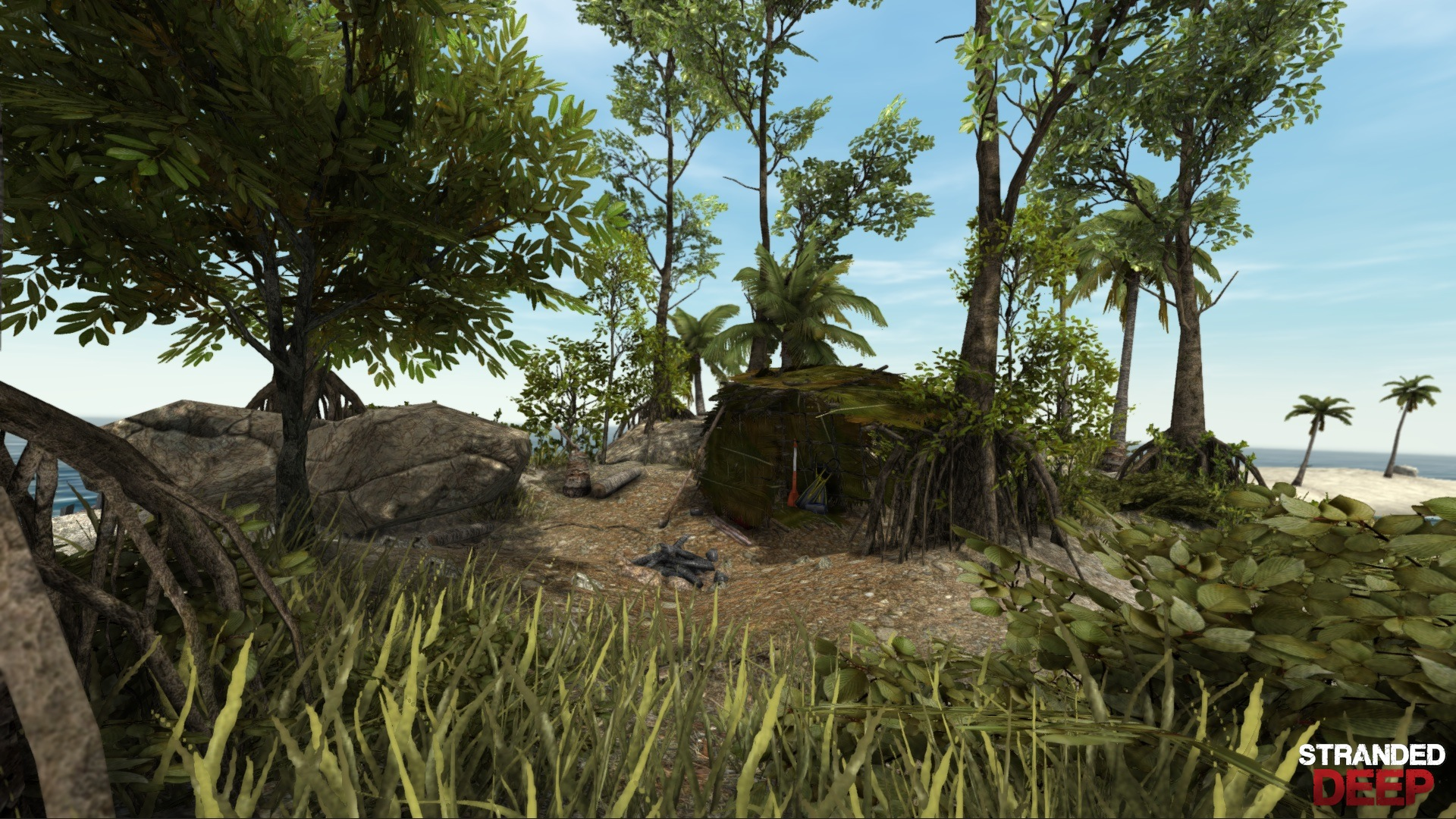 The Culling Island Map