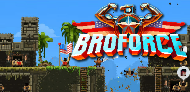 Broforce – neuer Trailer  zur 80er Action in Reinform