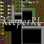 Dungeon Keeper + Dwarf Fortress = KeeperRL