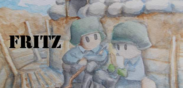 Fritzchen Witze sind hier unangebracht – Fritz: A Video Game About World War One
