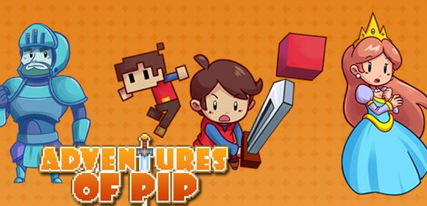Vom Pixel Cube zum Charakter – The Adventures of Pip