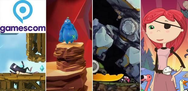 Gamescom 2014 – Indies auf dem Vormarsch – Teil 1