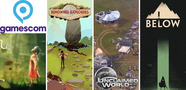 Gamescom 2014 – Indies auf dem Vormarsch – Teil 3