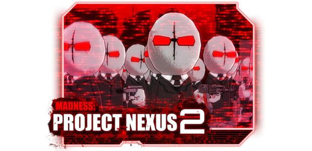 Madness: Project Nexus 2 – Run 'n Gun mal anders