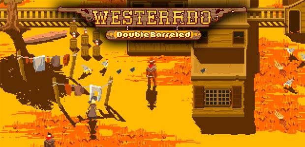 Pixel Western zum Mitspielen gesucht? Westerado gefunden!