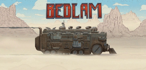 Bedlam –  Sci-Fi Roguelike RPG in The Banner Saga Optik