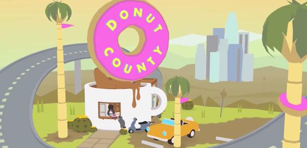 Kachina wird zu Donut County – Das alles aufsaugende Loch geht um!