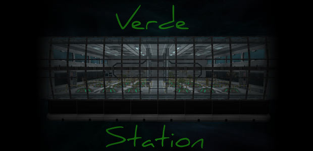 Verde Station – Gone Home in Space